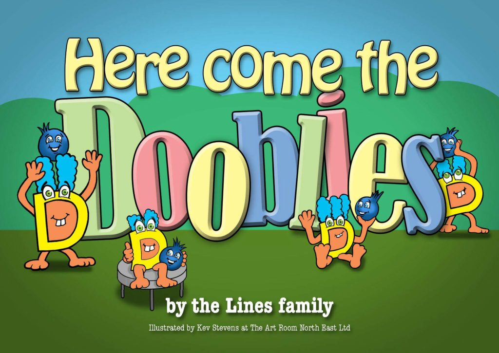 Here come the Dooblies - Children's Book
